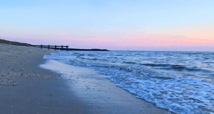 4 Minutes of Ocean Sounds