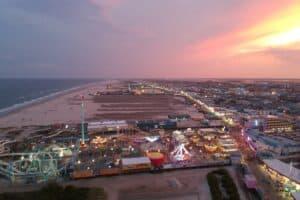Sunset-Over-Surfside-Pier