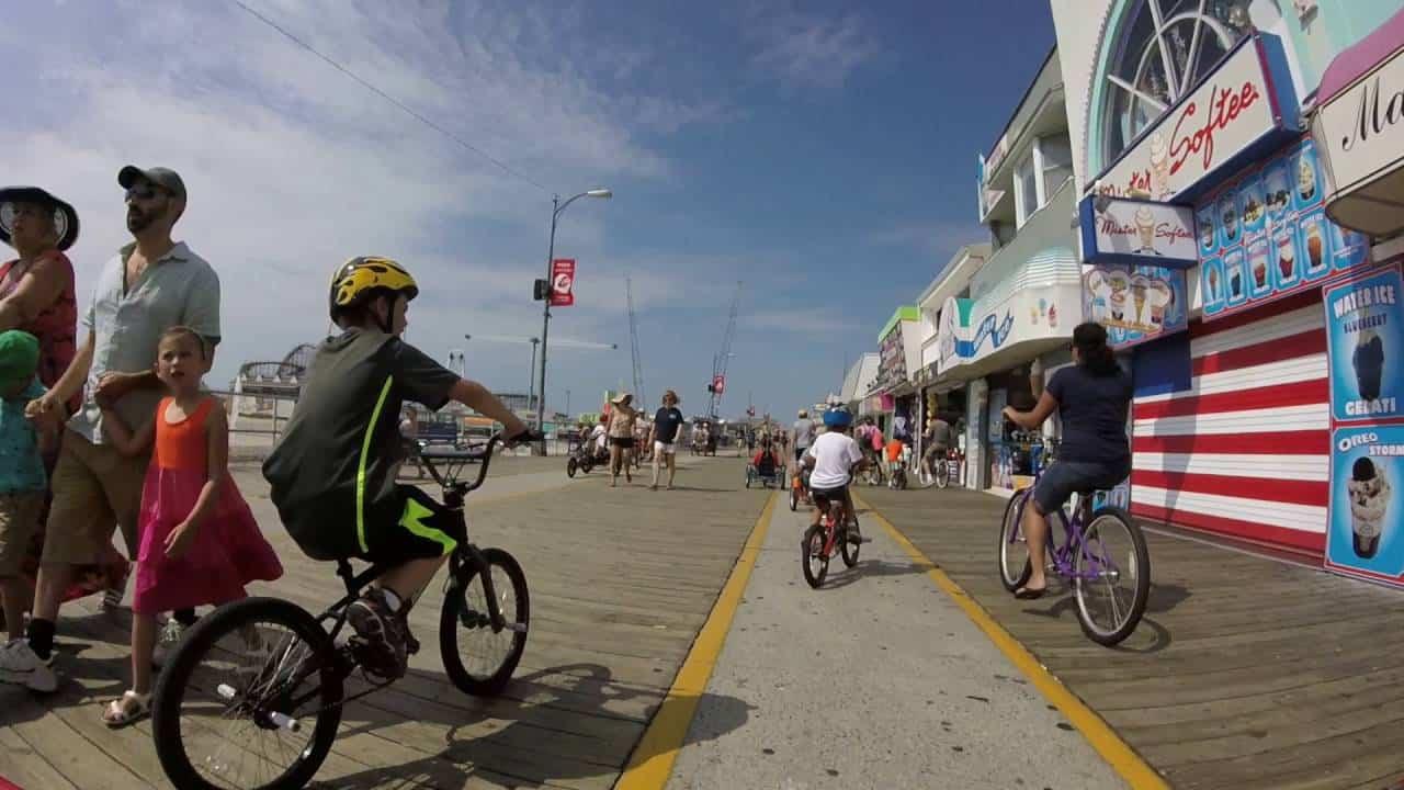 Should The Boardwalk Biking Hours Be Extended