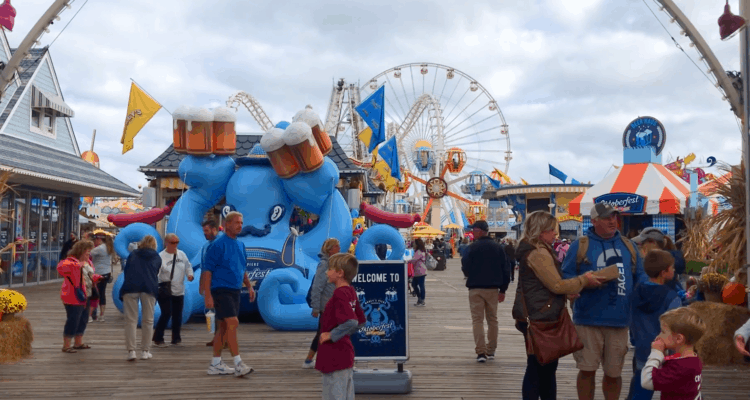 Morey's Piers Closing Day Recap