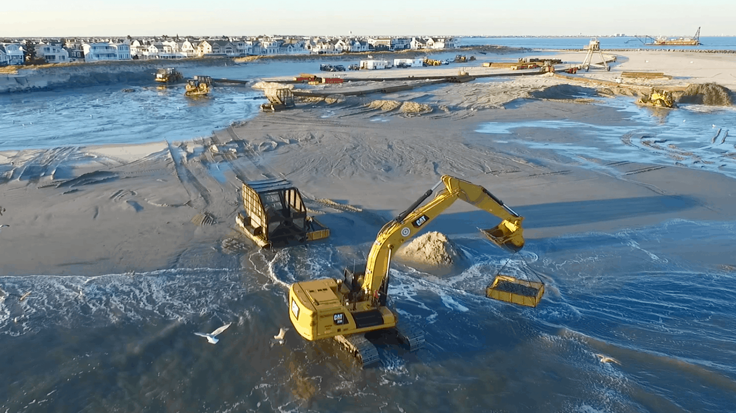 Saving Avalon's Beaches
