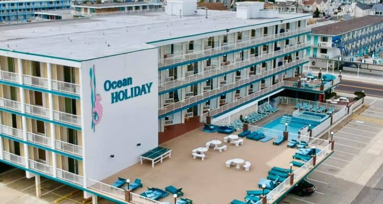 Saying Goodbye to The Ocean Holiday Motel