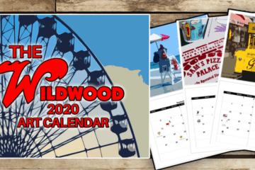 2020 Wildwood Art Calendar