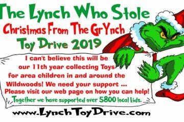 11th Annual Lynch Toy Drive!