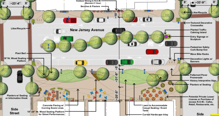 Wildwood Crest's Plan For Downtown