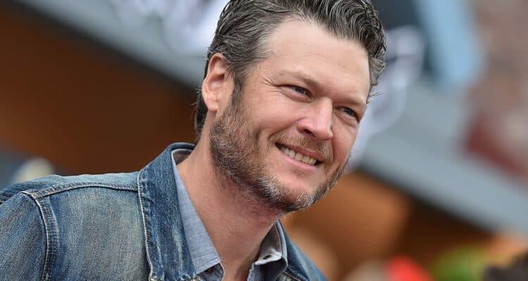 Blake Shelton To Sing At Wildwood Country Festival