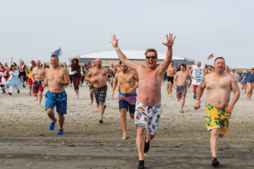 Join us for The Wildwood Polar Plunge 2020