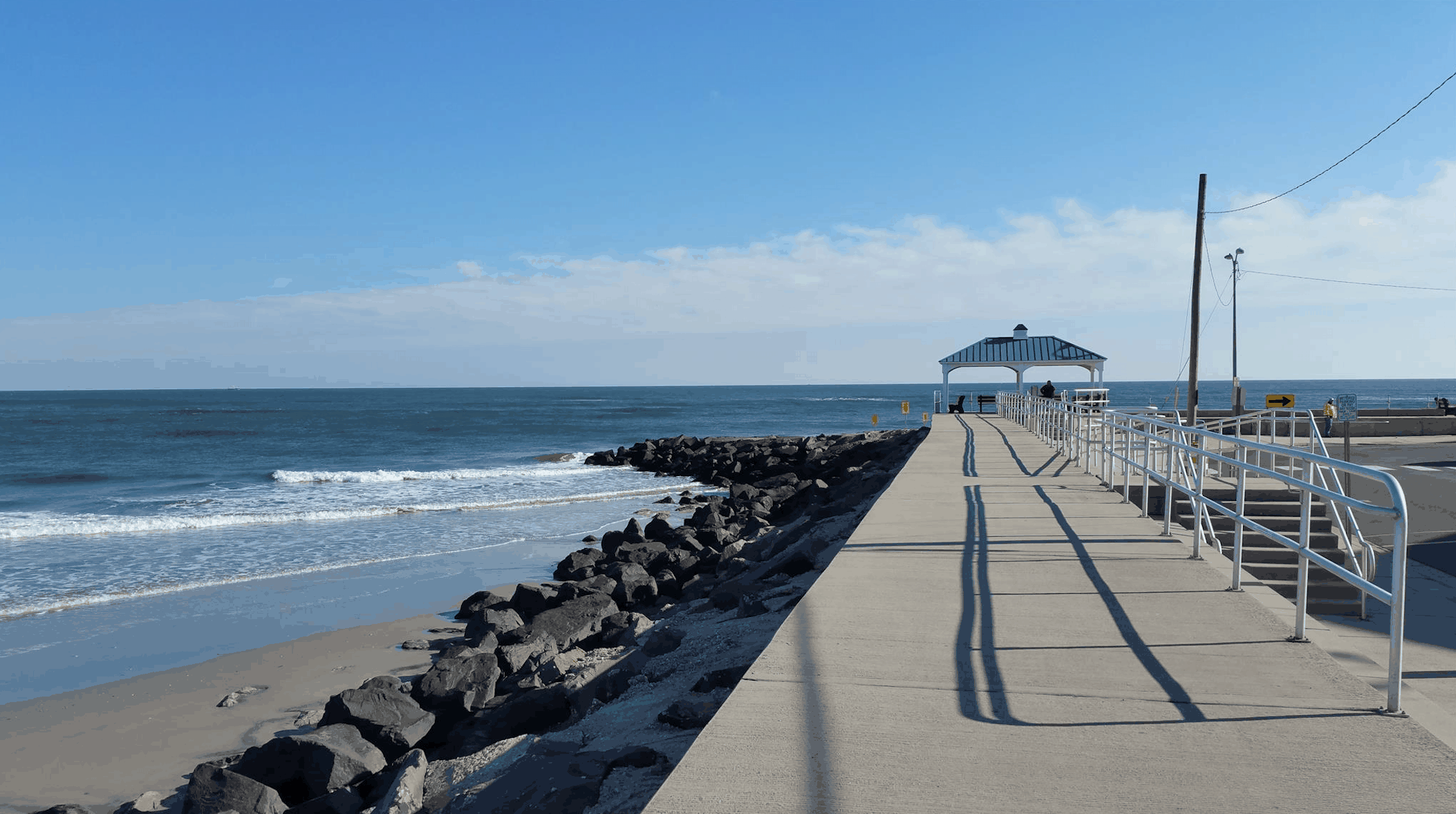 North Wildwood Seawall To Be Extended