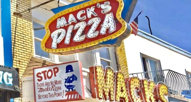 Mack's Pizza Opening Day Announced 2020