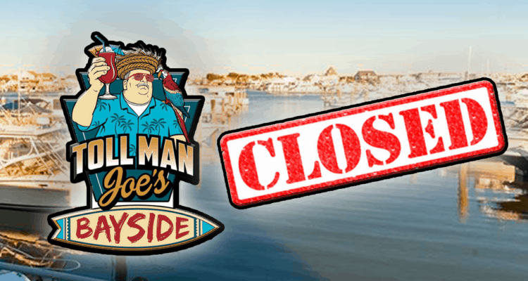 Toll Man Joe's Bayside To NOT Open This Summer