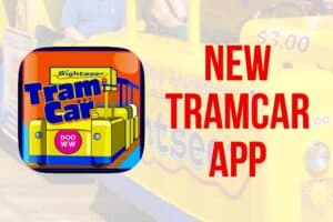 Tram Car Introduces Cashless App