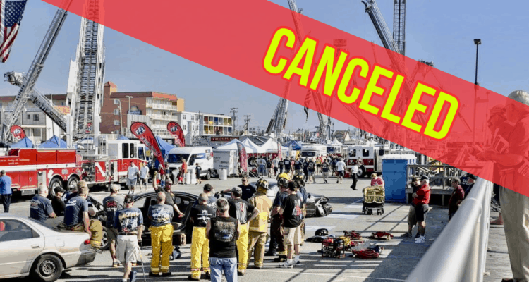 2020 New Jersey State Firemen's Convention Is Cancelled
