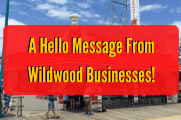 A Hello Message From Wildwood Businesses!