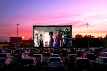 Drive In Movie Theater Coming To The Cape May Ferry