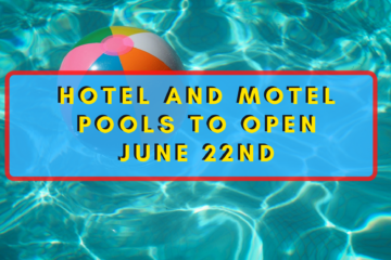 Wildwood Hotel and Motel Pools To Open June 22nd