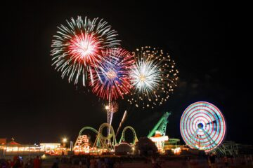 Wildwood Fireworks Back On But In New Location