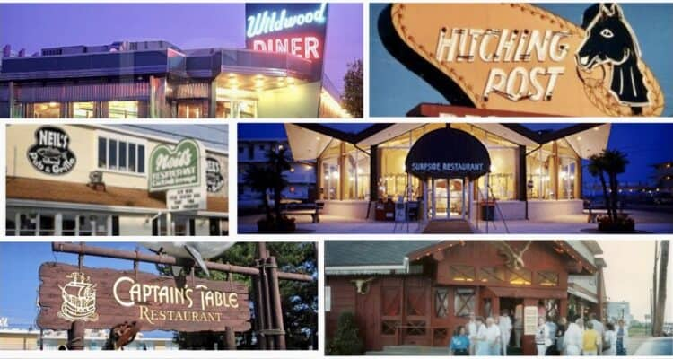 Remember These Wildwood Restaurants?