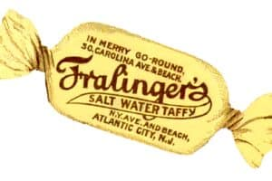Salt Water Taffy Was Created 137 Years Ago Today