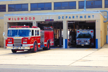FEMA Awards Wildwood Fire Department Two Awards!