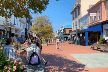 Touring Cape May 2020