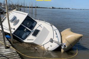Saving Sinking Boats (Tropical Storm Isaias) [Part 2]