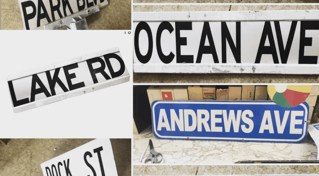 Last Chance To Own A Wildwood Street Sign