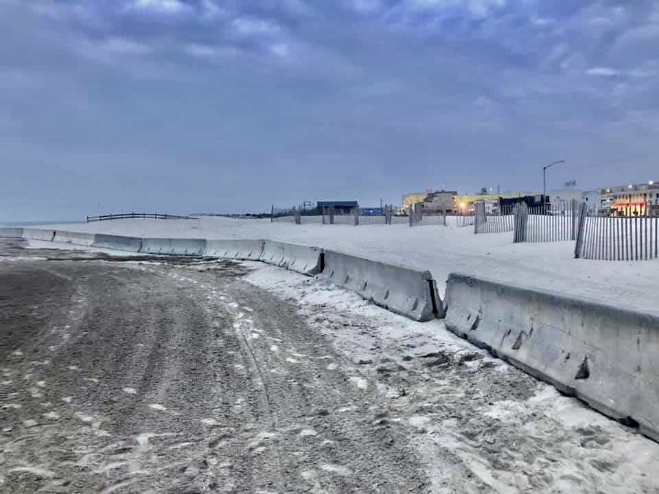 N. Wildwood Looks To Road Barriers For Temp Relief.