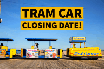 Wildwood Tram Car Closing Date Released