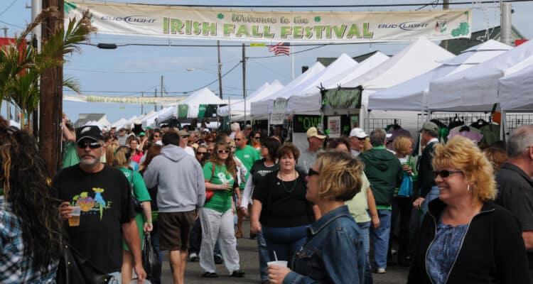 2020 Irish Weekend Details - N. Wildwood