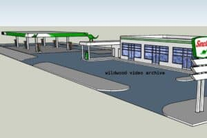 (Doo-Wop) Sinclair Gas Station Coming To Wildwood