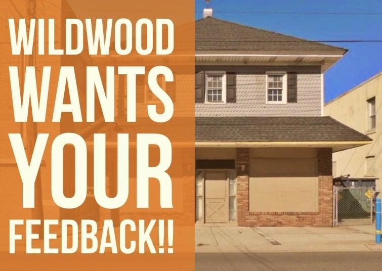 Wildwood Wants Your Feedback On Pacific Avenue