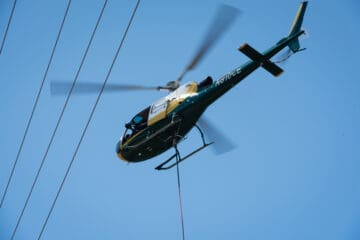Atlantic City Electric To Use Helicopters In Wildwood