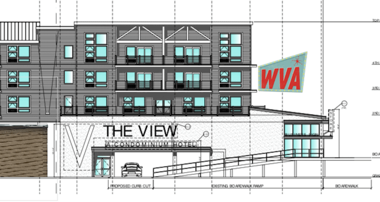 """The View"" Motel Gets Approved"