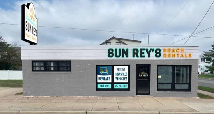 Welcome Sun Reys Beach Rentals To North Wildwood