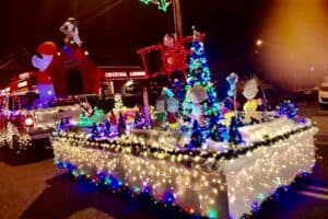 Wildwood Christmas Parade Photos And Videos