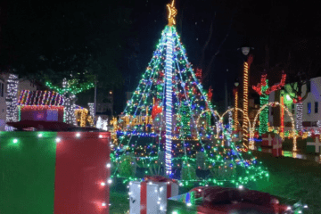 Wildwood's Santa's Village Tour