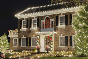 Wildwood Christmas Decoration House Tour 2020