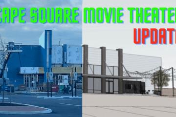 Cape Square Theater - Rio Grande