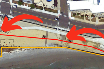 N. Wildwood Beach Replenishment Details