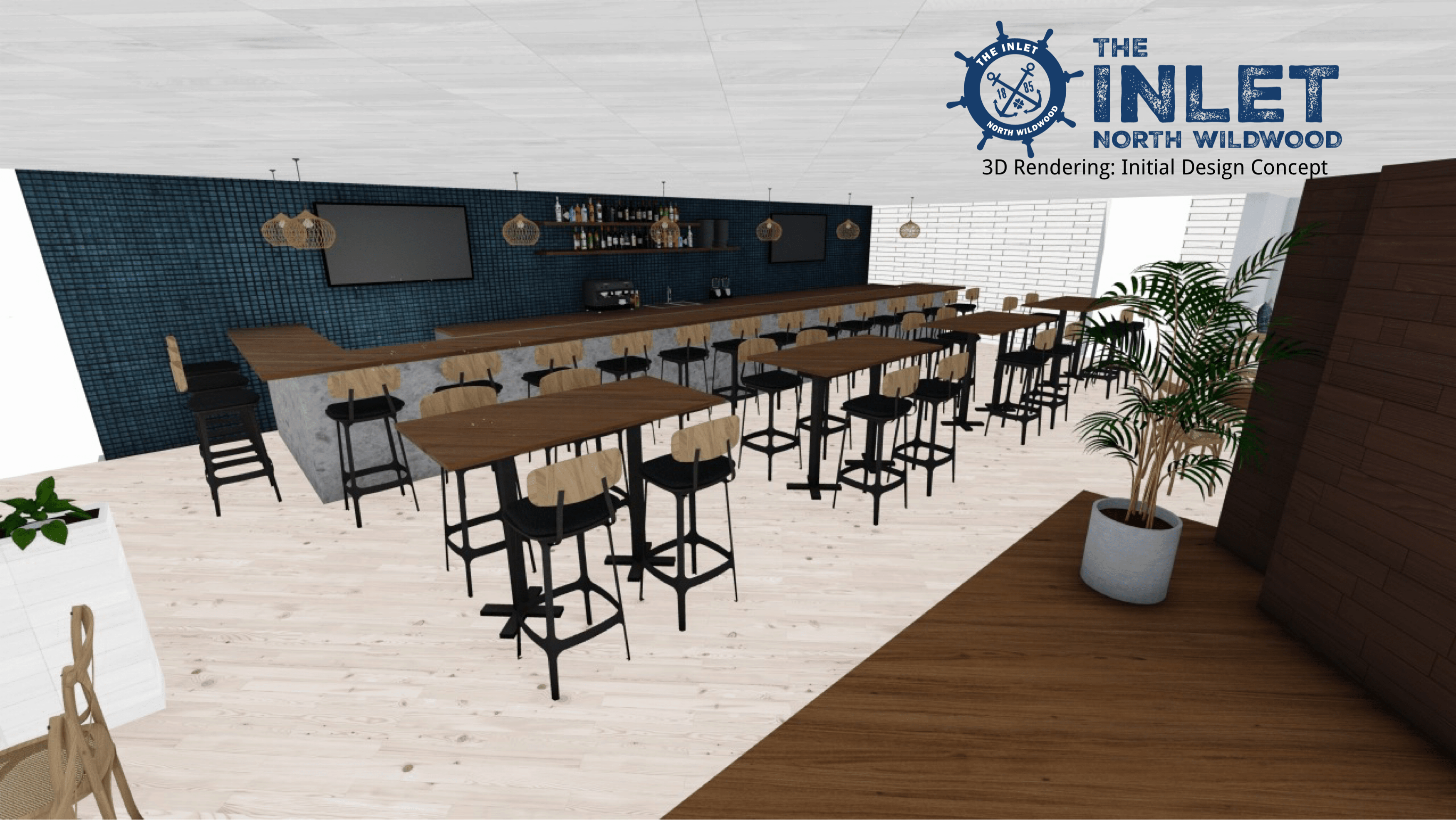 The Inlet In North Wildwood To Renovate