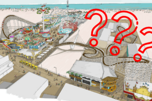 The Wildwood Coaster We NEVER Got!