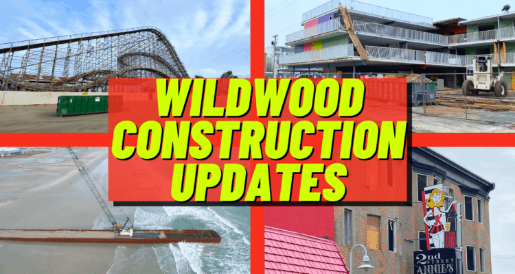 Wildwood Construction Projects - Jan 2021