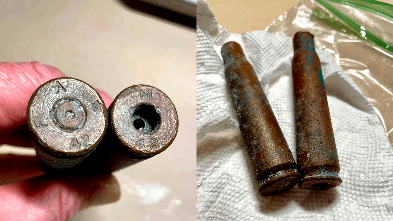 WWII Casings Found On Sea Isle City Beach