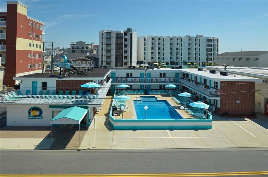Wildwood Crest Motel Sold