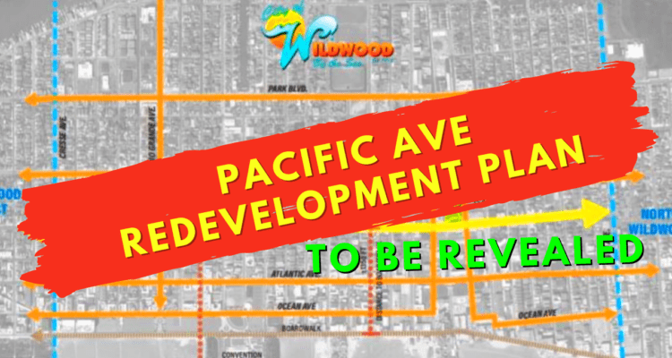 Pacific Ave Redevelopment Plan To Be Revealed