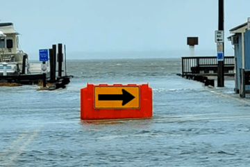 Wildwood Nor'easter Photos And Videos