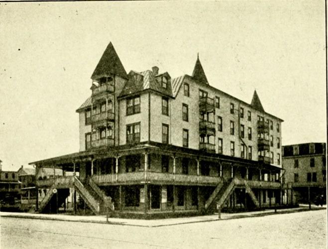 Daytona Hotel