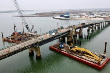 Middle Thorofare Bridge Replacement Project