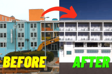 The Oceanic Hotel Expansion Project