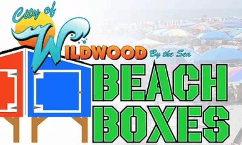 2021 Wildwood Beach Box Information